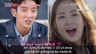 [TR SUB] My Ear's Candy Park Min Young & Lee Joon Gi Sohbet Türkçe Altyazılı