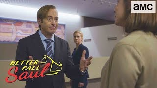 'Jimmy's Testimony' Season Finale Talked About Scene | Better Call Saul