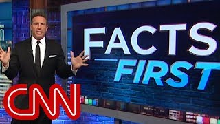 Chris Cuomo fact checks Trump's wildfire tweets