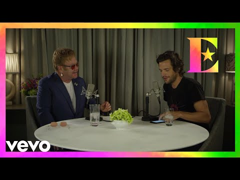 Elton John - Brandon Flowers Interviews Elton John