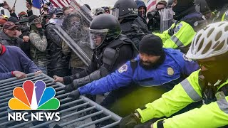 The History Of The NRA's Relationship With Armed Riots In The U.S.   NBC News NOW