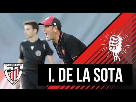 🎙️ Imanol de la Sota I post Bilbao Athletic 0-0 Real Unión l Primera RFEF 2021-22 – 9. J