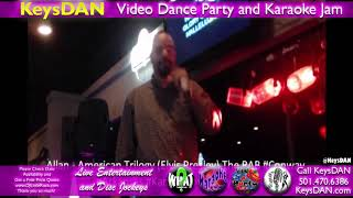 Allan American Trilogy Elvis Presley The RAB #Conway #Arkansas #Karaoke by @KeysDAN