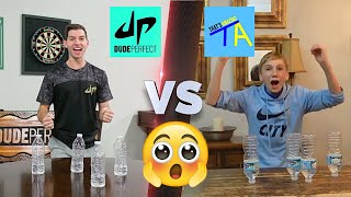 That's Amazing V.S. Dude Perfect   Water Bottle Flip Edition   Dude Masters