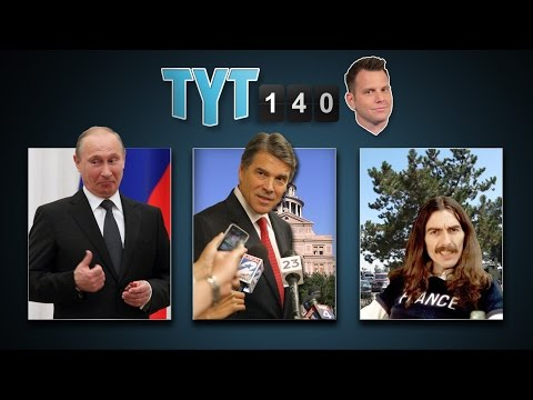 Obamacare Ruling, Plane Blame, Gaza, Perry's Border Patrol & Beetle Attack | TYT140 (July 22, 2014) - The Young Turks  - 7S7BstVlKdU -