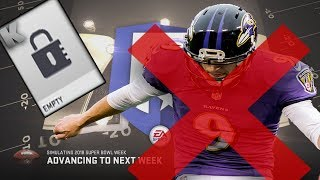What if There Were No Kickers in the Nfl? Madden 19 Experiment What if!