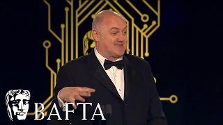Dara Ó Briain opens the Games Awards | BAFTA Games Awards 2016
