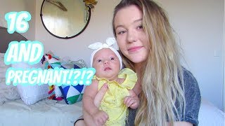 Pregnant at 16!!! | Story Time