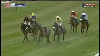 Crazy horse race!