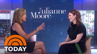 Julianne Moore Talks About New Movie, 'Bel Canto' | TODAY