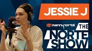 Jessie J Talks New Album 'Rose', Her Health Scares & More With Manny Norte