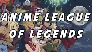 OddOne - Anime League of Legends