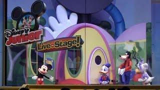 Disney Junior Live on Stage FULL SHOW at Disneyland Paris Walt Disney Studios