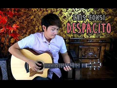 DESPACITO - Luis Fonsi ft. Daddy Yankee (Nathan Fingerstyle | Guitar Cover)