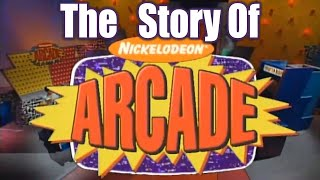 Nick Arcade | The 90s Show That Put Kids Inside Video Games - Retro Gaming History!