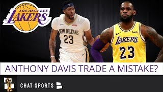 Lakers Rumors: Anthony Davis Trade Reaction, Right Move To Keep Kyle Kuzma? | Lakers News Today