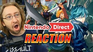 MAX REACTS: Nintendo Direct - Feb 2019 Edition