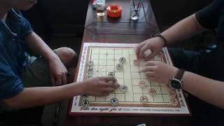 Siêu cờ chớp : Hà Văn Tiến  ( 5p ) vs Lại Việt Trường ( 6p )