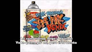 Dalex Ft. Sech, Rafa Pabön, Cazzu, Feid, Khea & Lenny Tavárez – Pa' Mí (Remix letra)