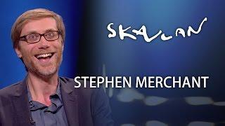Stephen Merchant Interview |