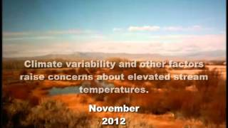 Ecological Monitoring Time Lapse at Idaho's Silver Creek Preserve