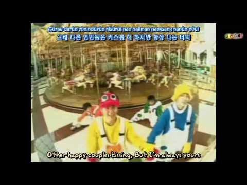 [HD/MV] H.O.T - Candy [Engsub+romani]