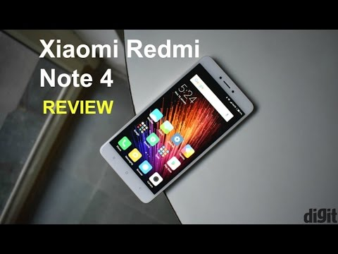 Xiaomi Redmi Note 4 Review Whats new whats good and whats bad  Digitin