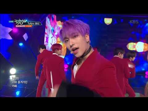 뮤직뱅크 Music Bank. Tulips (튤립) - 스누퍼 (SNUPER)