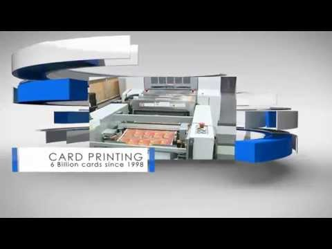 Card Printing - Card Personalization - Card Packaging