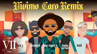 Vivimo Caro (feat. Eladio Carrion & Jon Z) (Remix)