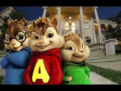 Alvin y las ardillas - Te quiero - Nigga