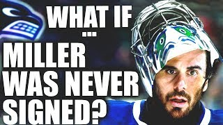 "Vancouver Canucks ""What If…"": The Canucks Never Signed Ryan Miller? Canucks Tanking/Goaltending Talk"