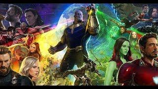 Avengers Infinity War// Imagine Dragons - The Megamix #2 (Mashup by InanimateMashups)