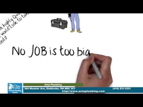 Etobicoke Plumbers | Anta Plumbing |   Etobicoke Plumbing & Amazing Service