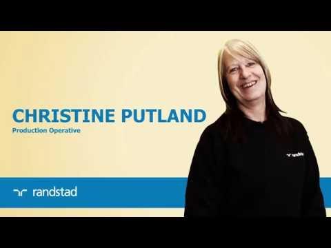 Production Operative - Christine Putland
