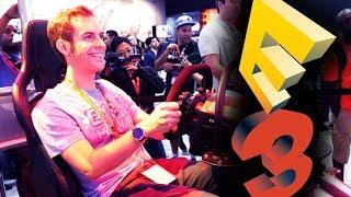 Big boy goes to E3
