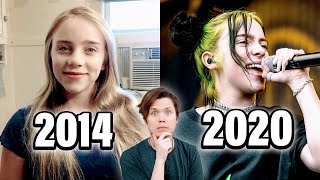 Singers' Voices Before & After Fame