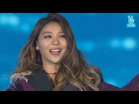 171104 에일리 Ailee - 첫눈처럼너에게가겠다 @ 2017 드림콘서트 In 평창 V앱