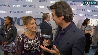 Sarah Jessica Parker on Those 'Sex and the City 3' Rumors: 'It Remains Orbiting'