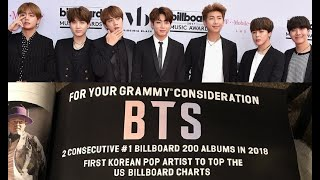 [BTS NEWS] Ad for BTS spotted in 'Billboard' magazine for Grammy consideration
