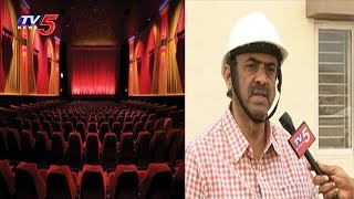 Producer Suresh Babu On Theatres Bandh In Telugu States..