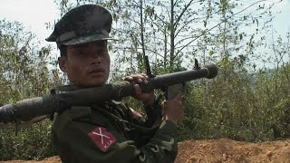 Northern Alliance - Ethnic Rising - Kachin and Arakan 2017