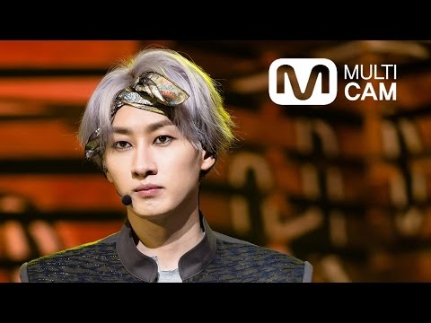 [Fancam] Eunhyuk of Super Junior(슈퍼주니어 은혁) MAMACITA(아야야) @M COUNTDOWN_140903