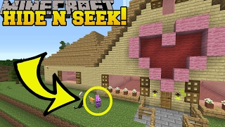 Minecraft: COLORFUL CATS HIDE AND SEEK!! - Morph Hide And Seek - Modded Mini-Game