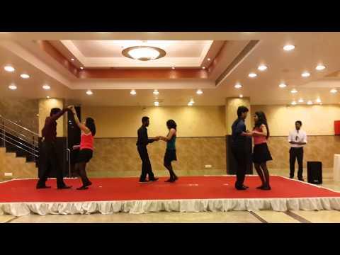 Freshers Party Dance- IIM Ranchi