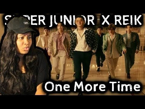 REACTION TO SUPER JUNIOR (슈퍼주니어) X REIK 'One More Time (Otra Vez)' MV