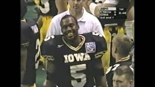 4th Annual Alamo Bowl 1996 Full Game - Iowa Hawkeyes vs Texas Tech Red Raiders - College Football