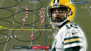 Film Study: What went wrong in Aaron Rodgers' poor performance against the San Francisco 49ers?