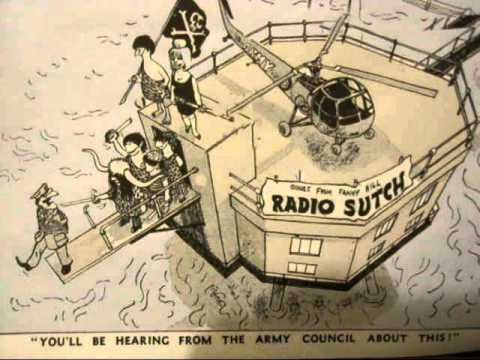 DAVID SCREAMING LORD SUTCH - LONDON ROCKER - ON RADIO SUTCH - DJ COLIN DALE 1964