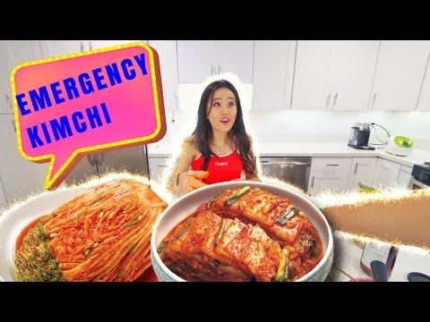 How to Make Kimchi | My Fave Recipe COOKING SHOW